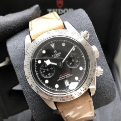 Tudor Black Bay Chrono Stainless Steel 41mm Automatic M79350-0002